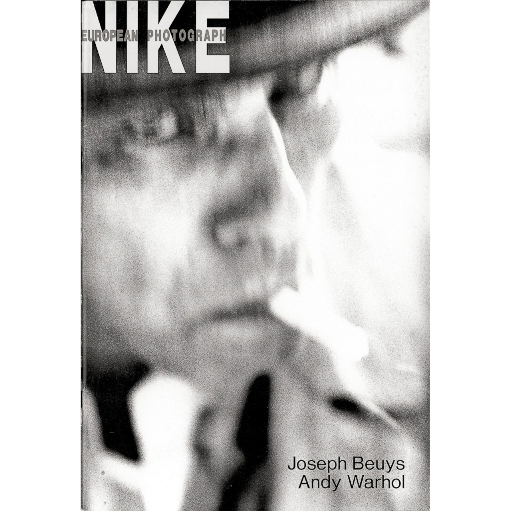 Joseph Beuys – Andy Warhol. By Walter Schels.