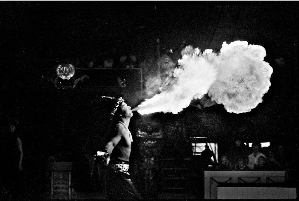 Shang, der Feuermagier