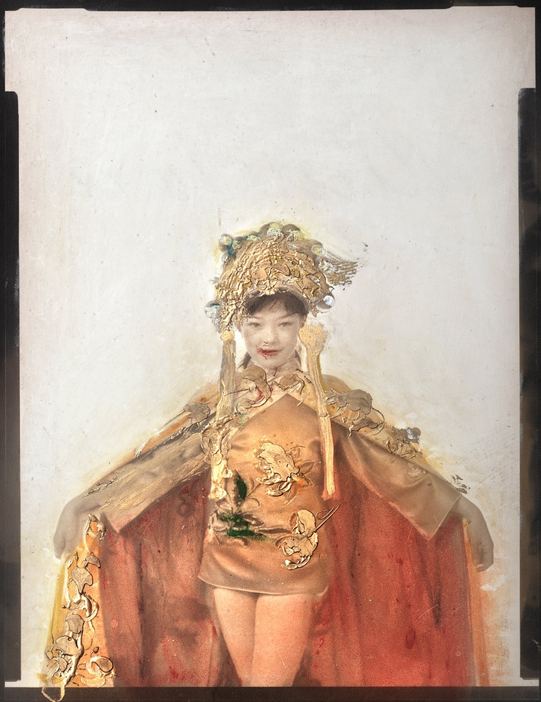 Melitta Chy - Chinesische Akrobatin