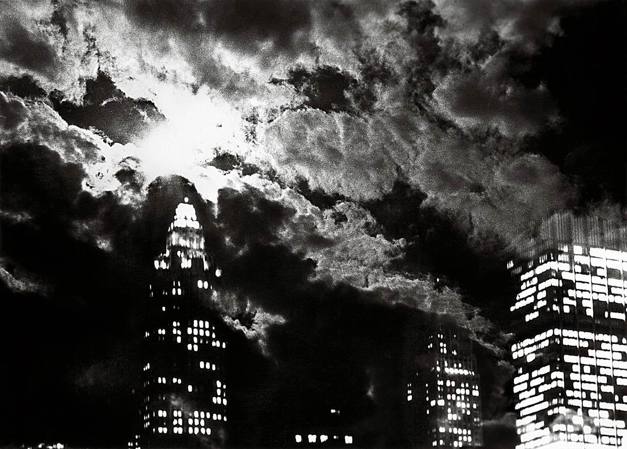 Wolken-Montage