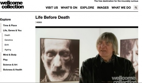 Life before death at Wellcome Collection