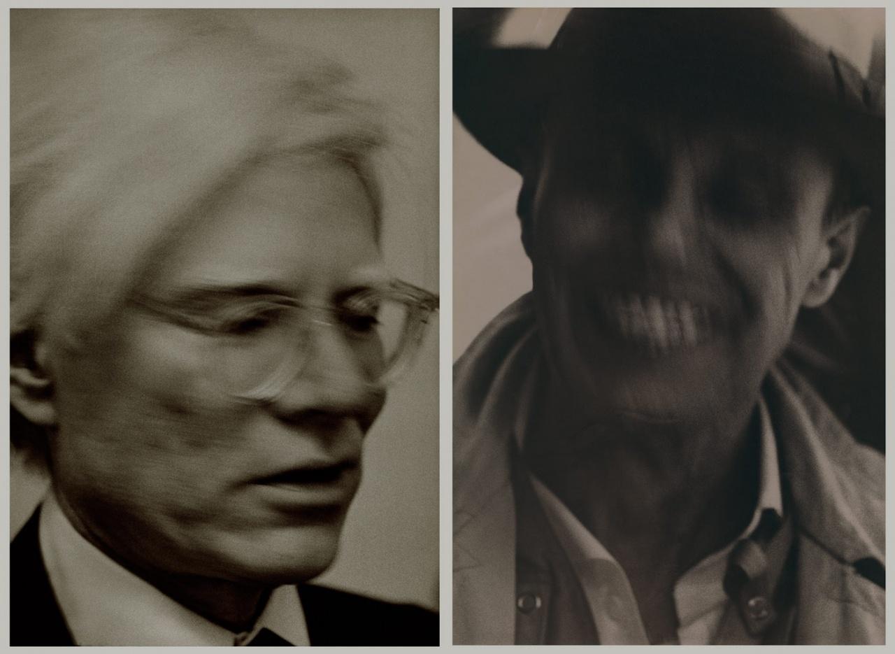 Beuys Warhol