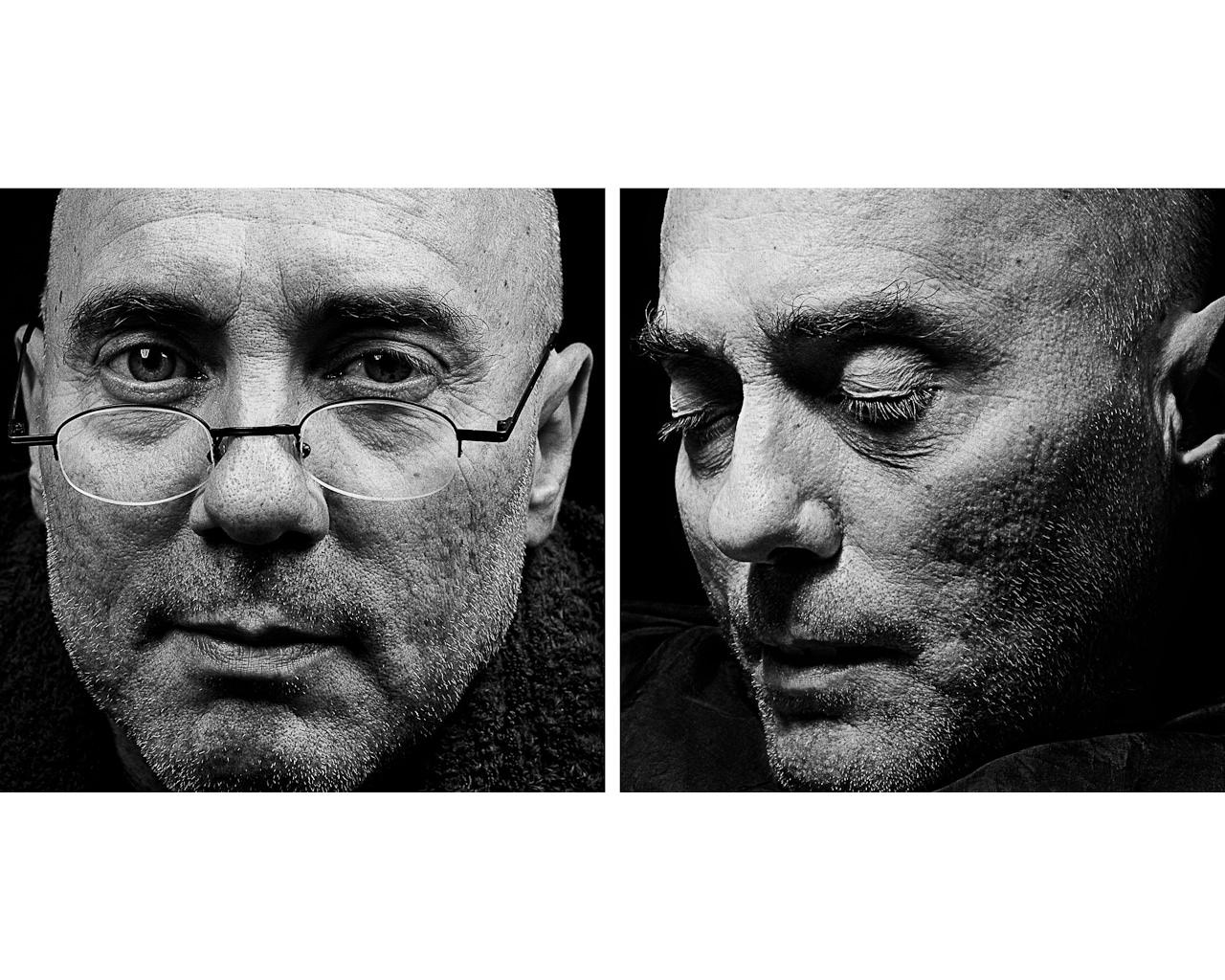 Heiner Schmitz, 52 Jahre alt | Erstes Porträt: 19.11.2003, † 14.12.2003